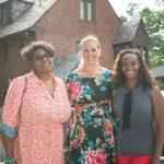 Tahesia Franks, Beth Martel, Ramille Wilson