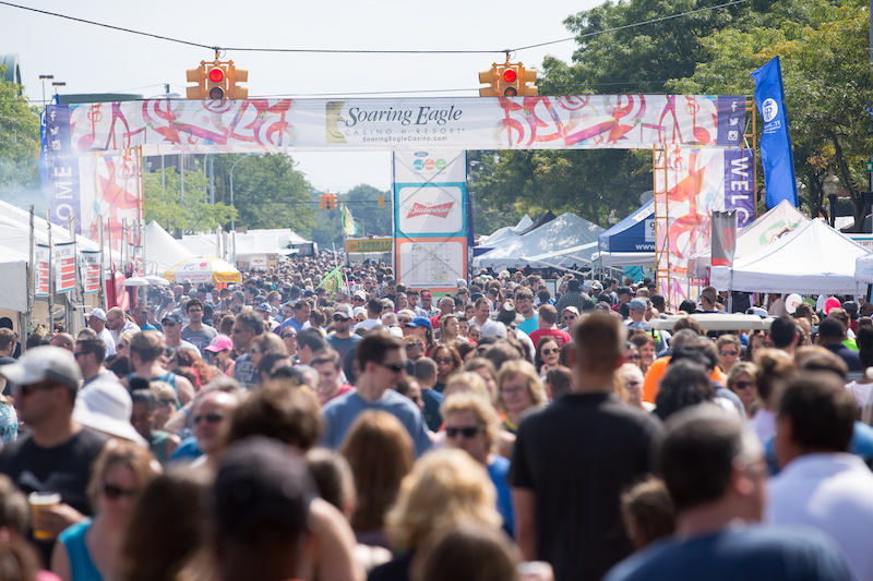 10 Things to Do Aug. 30-Sept. 1: Arts Beats and Eats, Music, and More