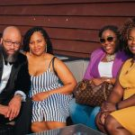 Charles Gibson, Whitney Griffin, Dr. Dominique Perry, Candice Sparks