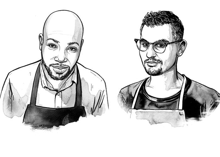 Chris McClendon and George Azar - Tastemakers
