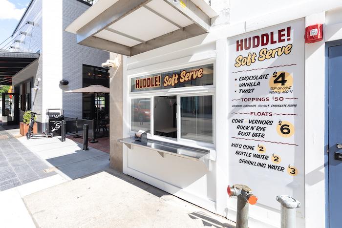 Huddle Soft Serve