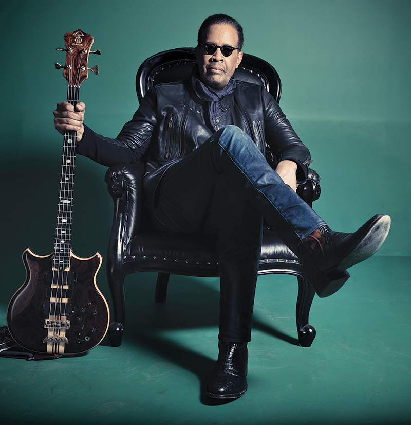 Stanley Clarke Gears Up for Detroit Jazz Festival's 40th Anniversary