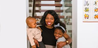 Blessing Adesiyan Mother Honestly
