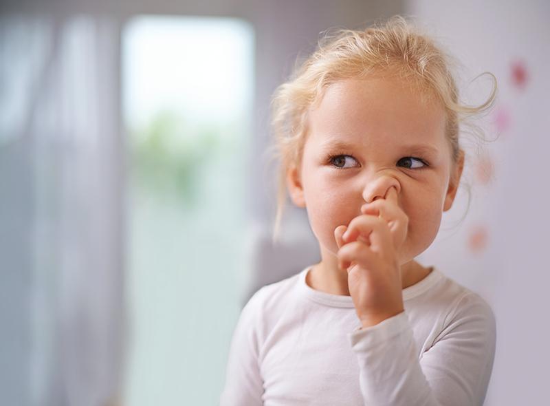 gross toddler habits