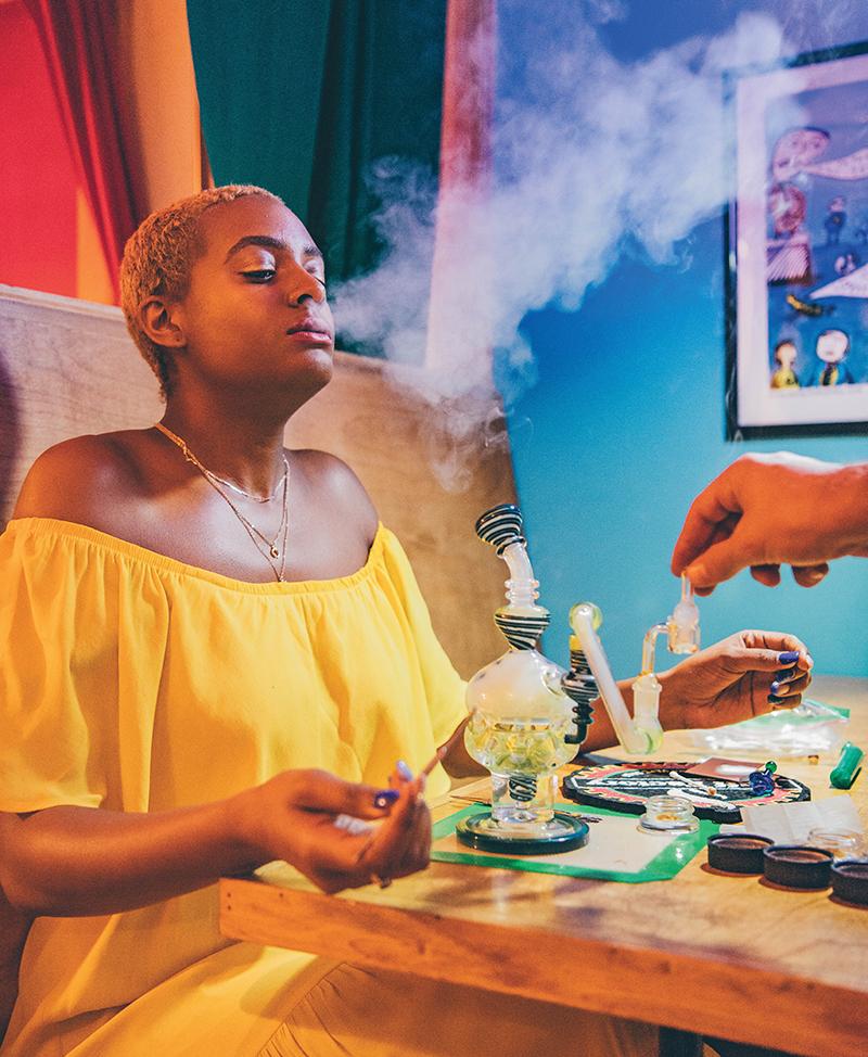 High Tea cannabis