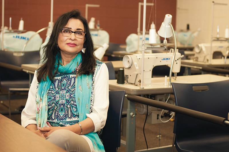 Refuge for Nations Empowers Women Through Sewing - Hour Detroit Magazine