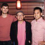 Daniel Smith, Ken Chung, Terry Lor