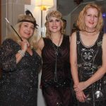 Gloria Hart, Darcy Salman, Monika Sipes