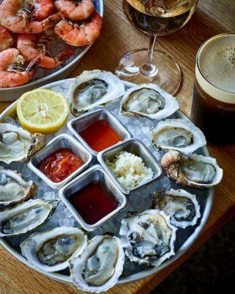 Hazel Ravines & Downtown oysters