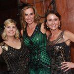 Kelly Goble, Heather Ballarin, Nicole Freeman