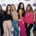 Mary Shmunova, Albina Shmunova, Camryn Shammami, Riam Elias, Rana Gulli, Katie Bishara