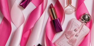 breast cancer awareness beauty items