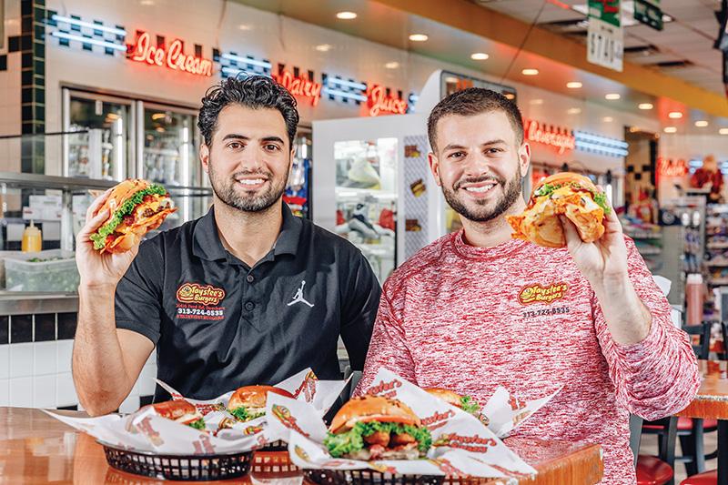 The Burger Kings