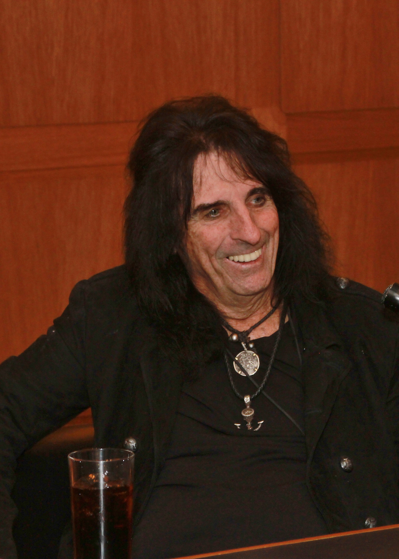 Alice Cooper on Why He's Proud to be a Detroiter - Hour Detroit Magazine