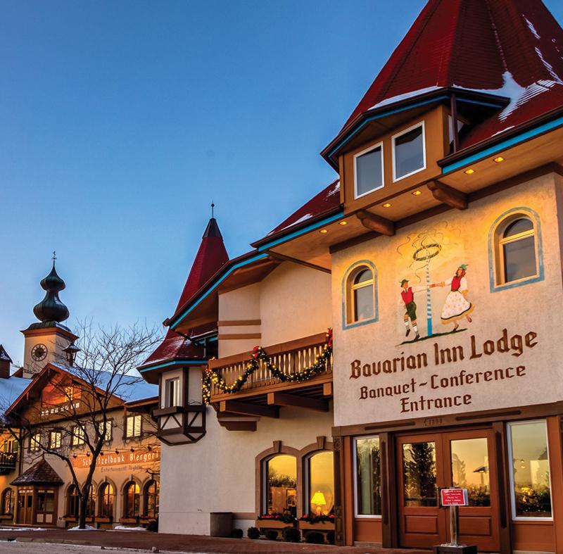 Bavarian Inn Lodge Frankenmuth