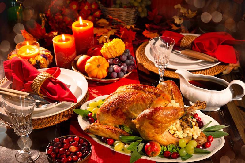 6 Metro Detroit Restaurants Serving Up Thanksgiving DinnerThanksgiving