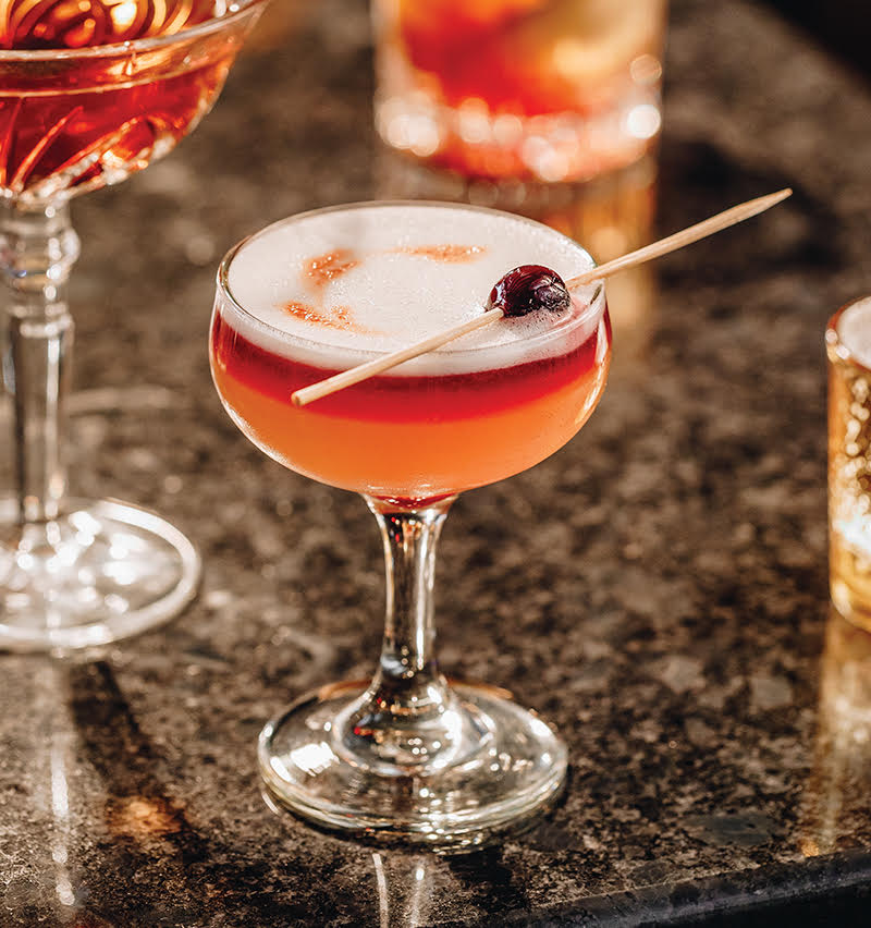 cocktails in metro detroit - Johnny's