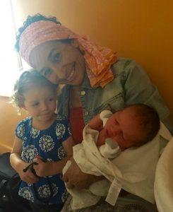 Heather Robinson - midwife