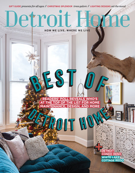 Detroit Home October/November 2019