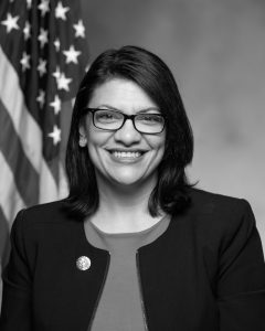 Michigan politics - Rashinda Tlaib