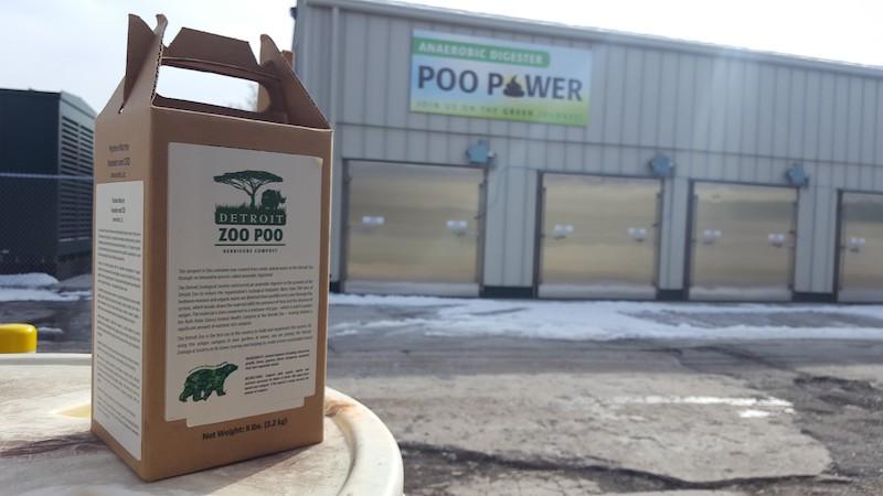 Detroit zoo - sustainability