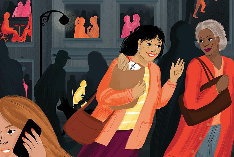female friendships - hour detroit