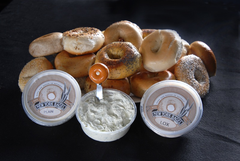 metro Detroit bagel shops
