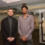 Detroit Pistons Team Dinner 2020