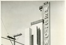 Westown Theatre 1936