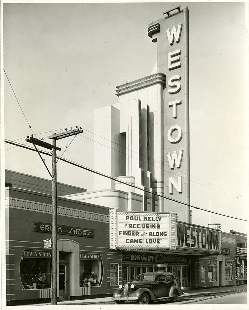 Westown Theatre 1936
