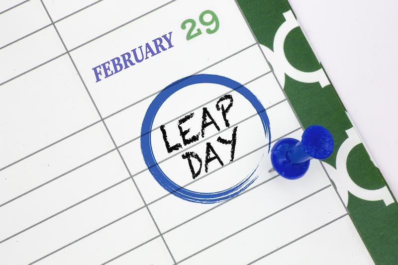 leap day - metro detroit