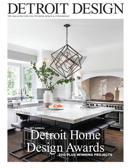 Detroit Design Inaugural Issue