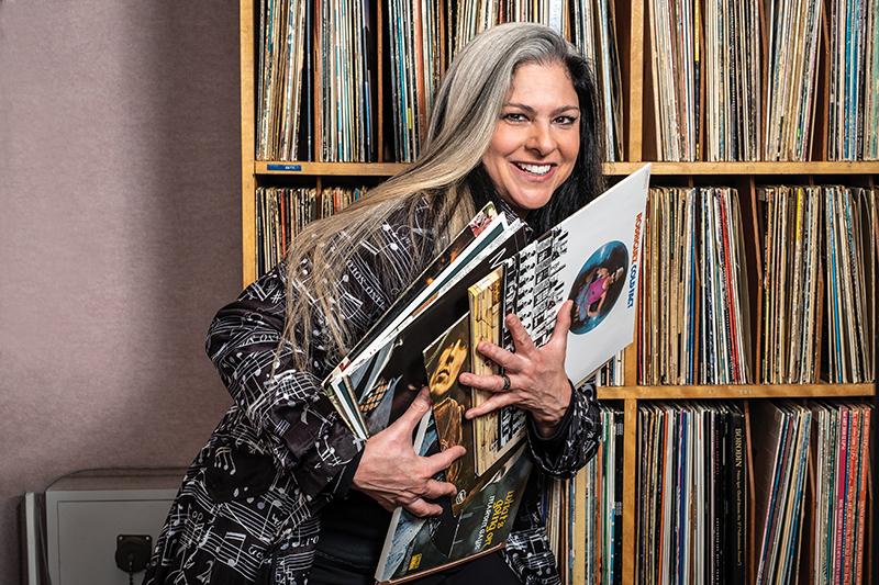 Ann Delisi - vinyl