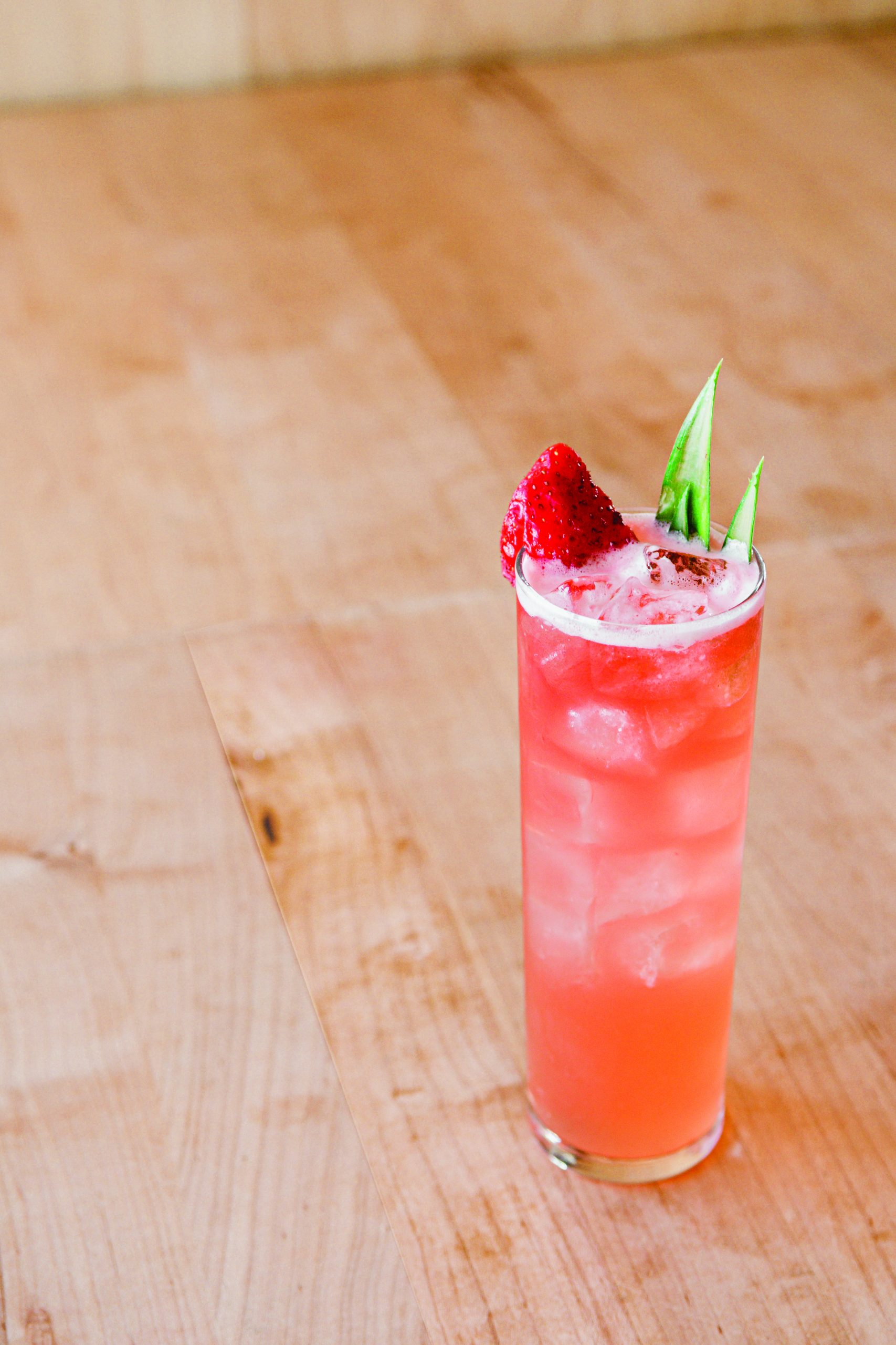 Oaxacan Spring Cocktail