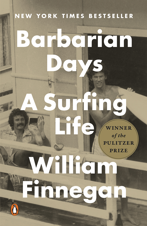 beach reads - barbarian days