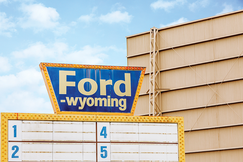 drive-in theaters ford wyoming